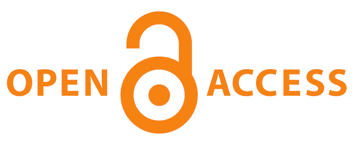 logga för open access