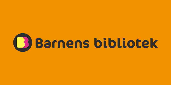 Banens bibliotek logo