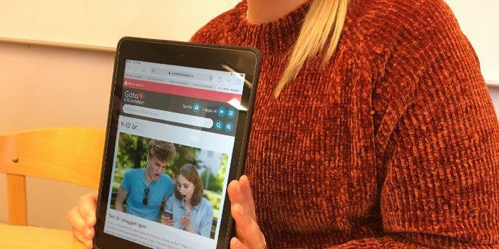 Digitala tjänster för alla: folkbibliotek och omsorg i samarbete