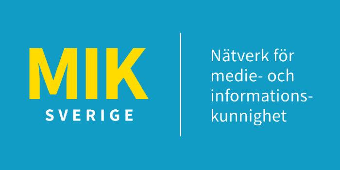 MIK i Sverige logotyp.