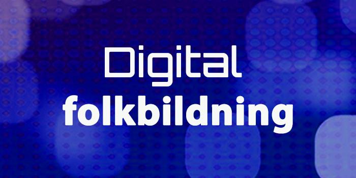 Digital folkbildning