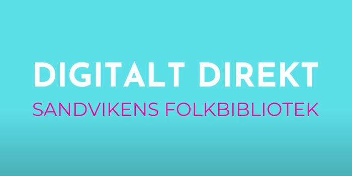 Källkritik med Sandvikens Digitalt direkt