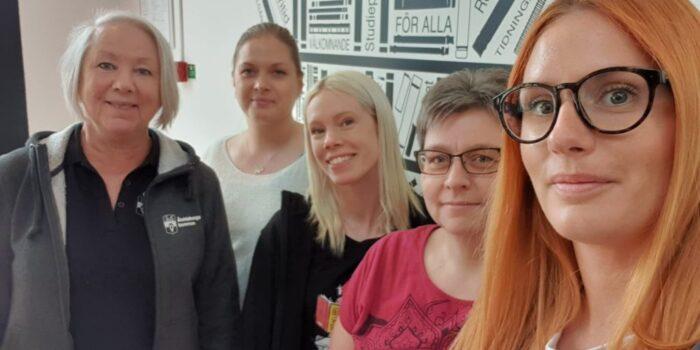 Digiteket lyfter i Åtvidaberg