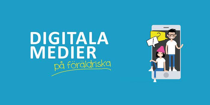 Snabbguider från Statens medieråd – Sociala medier på föräldriska