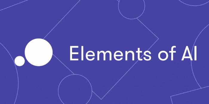 Elements of AI - en grundkurs för alla om artificiell intelligens